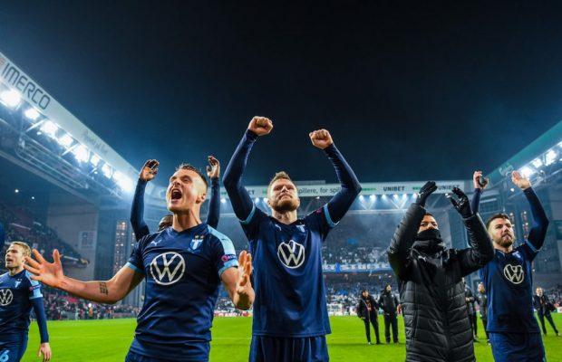 Vilken tid visas MFF Wolfsburg i EL