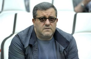 Mino Raiola- Vill ta en storspelare till Real Madrid i sommar