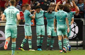Uppgifter- Atlético Madrid i kontakt med Alexandre Lacazette