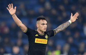 Uppgifter: Barcelona kan byta sig till Lautaro Martínez