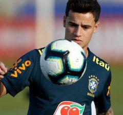 Uppgifter- Barcelona vill byta bort Coutinho
