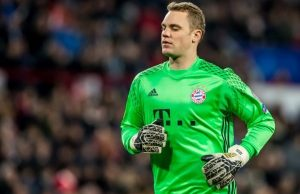Uppgifter- Chelsea följer Manuel Neuers situation