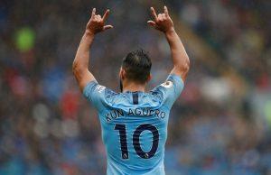 Uppgifter- Manchester City kan tappa Aguero