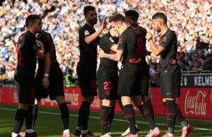 Uppgifter: Manchester United på nytt intresserade av Saúl