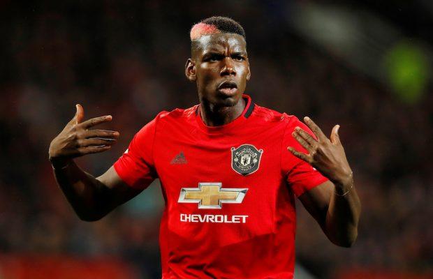 Uppgifter- Paul Pogba vill stanna i Manchester United