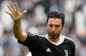 Uppgifter- Gianluigi Buffon förlänger med Juventus