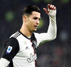 Uppgifter- Juventus kan sälja Cristiano Ronaldo efter coronakrisen