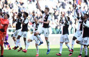 Uppgifter: Juventus sätter prislapp på de Ligt
