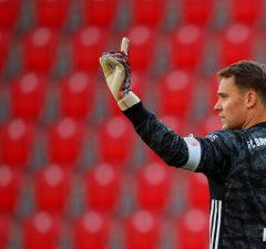 Officiellt: Manuel Neuer förlänger med Bayern München