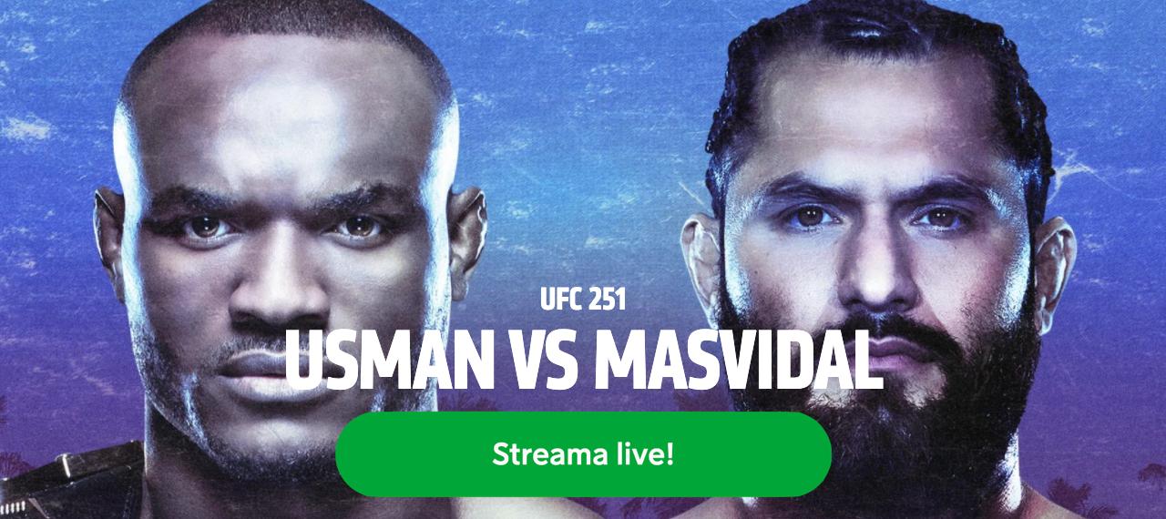 UFC live stream gratis? Streama UFC live streaming! Se UFC Viaplay live!