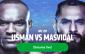 UFC på TV i Sverige 2020 vilken svensk kanal, tid & sändning inatt?
