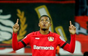 Uppgifter: Manchester City ersätter Sané med Baily