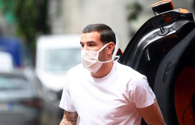 Uppgifter: PSG intresserade av Theo Hernández