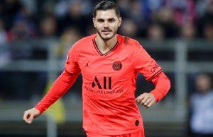 Uppgifter: PSG och Inter överens om Mauro Icardi