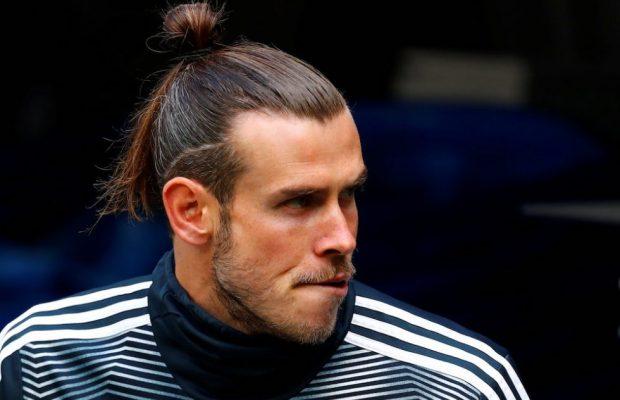 Uppgifter- Real Madrid kan släppa Gareth Bale gratis
