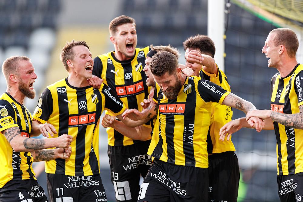 Allsvenskan resultat