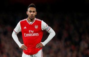 Aubameyang kan förlänga med Arsenal- Bollen ligger hos dem