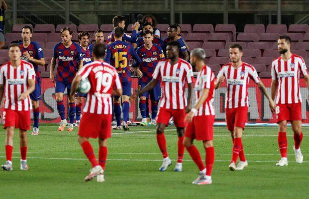 Barcelona Atletico Madrid TV kanal – vilken kanal visar Barcelona Atletico i La Liga?