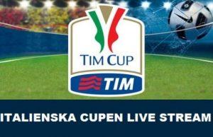 Italienska Cupen på TV, Coppa Italia 2021 spelschema, TV-tider & resultat
