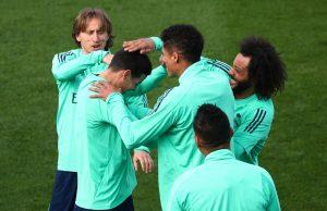 """Luka Modric: """"Vill avsluta karriären i Real Madrid"""""""