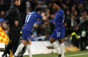 Officiellt: Pedro och Willian förlänger med Chelsea