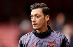 Uppgifter: Fenerbahce intresserade av Mesut Özil
