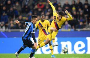 Uppgifter: Inter vill värva Todibo från Barcelona i sommar