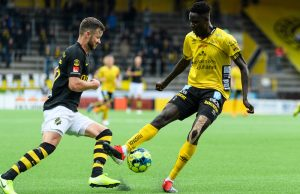 Uppgifter: Joseph Okumu kan lämna Elfsborg för Premier League