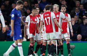 Uppgifter: Manchester United vill hämta in Danny van de Beek