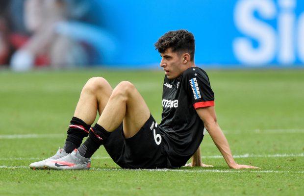 """""""Kai Havertz drömmer om att spela i Premier League"""""""