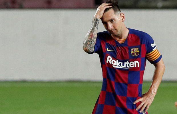 CADENA SER: Lionel Messi vill lämna Barcelona efter kontraktet