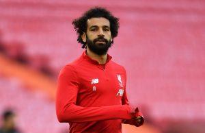 """Mohamed Salah: """"Vet inte hur framtiden ser ut"""""""