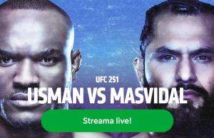 UFC 251 svensk tid & kanal- Usman vs Masvidal TV-sändning i Sverige!