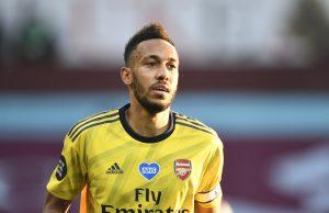 Uppgifter: Arsenal erbjuder jättekontrakt till Aubameyang