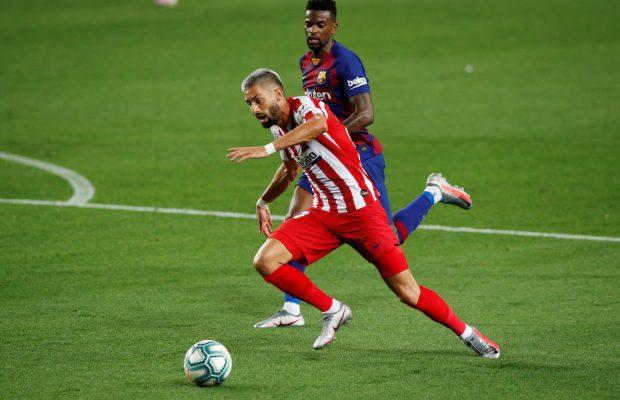 Uppgifter: Atlético Madrid vill köpa loss Yannick Carrasco