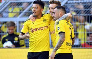 Uppgifter- Borussia Dortmund sätter prislapp på Jadon Sancho