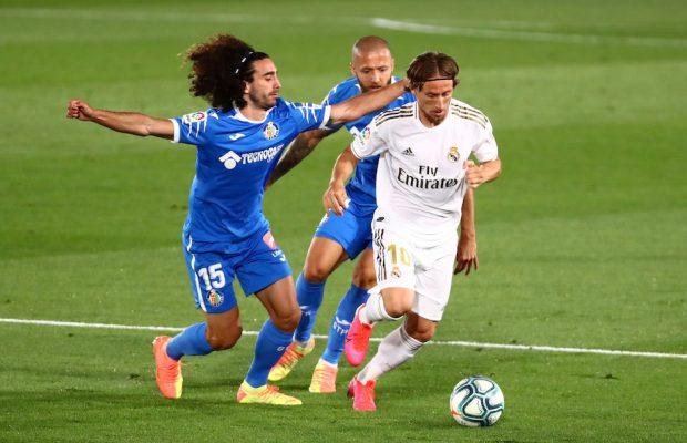 Uppgifter: Chelsea lägger bud på Marc Cucurella