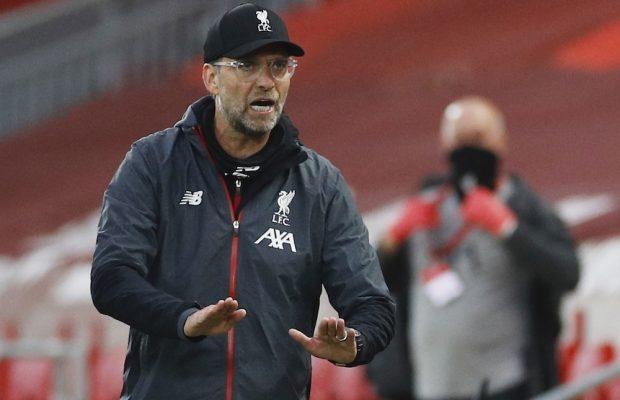 Uppgifter: Han kan ersätta Dejan Lovren i Liverpool