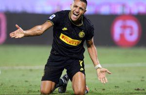 Uppgifter: Inter vill köpa loss Alexis Sánchez