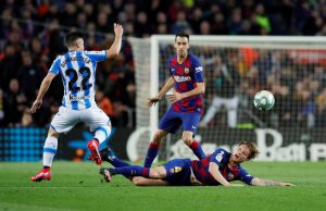 Uppgifter: Ivan Rakitic vill spela ut kontraktet i Barcelona
