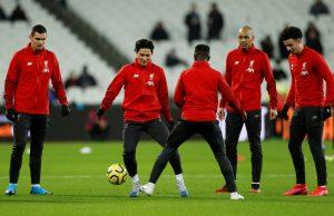 Uppgifter: Liverpool planerar förlänga med Dejan Lovren