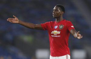 Uppgifter: Manchester United tänker inte på att släppa Paul Pogba
