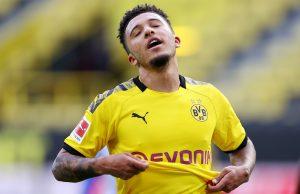 Uppgifter: Manchester United tvivlar i jakten på Sancho