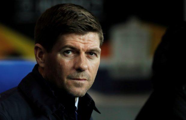 Uppgifter: Steven Gerrard jagas av Bristol City