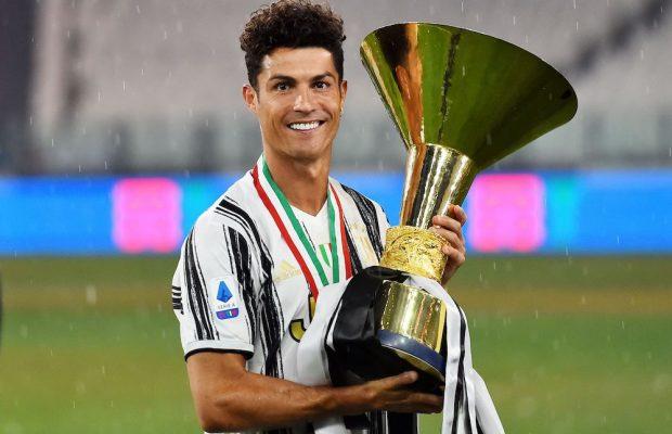 Efter ryktena - Juventus uttalar sig om Cristiano Ronaldo