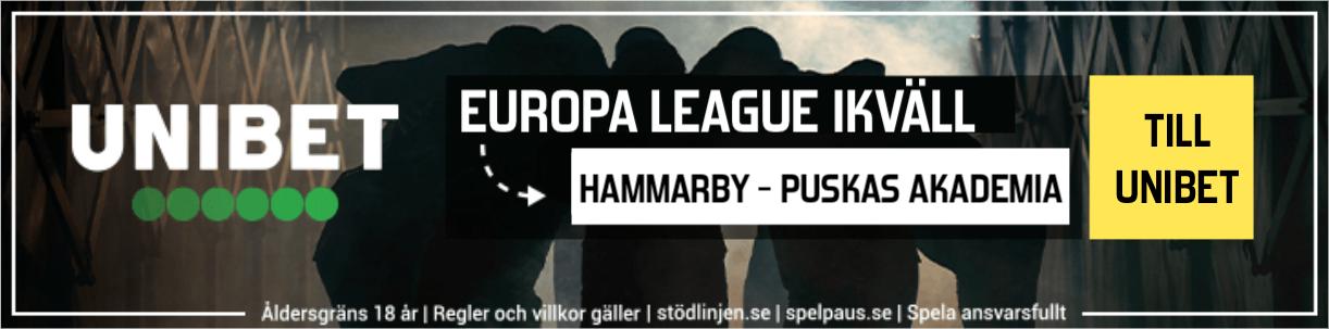 Hammarby Puskas Akademia TV kanal