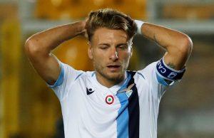 Officiellt: Ciro Immobile förlänger med SS Lazio
