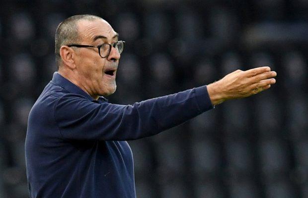 Officiellt: Juventus sparkar Maurizio Sarri