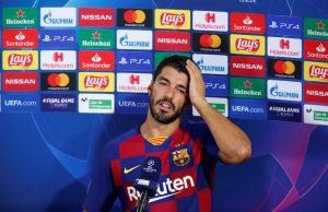 Uppgifter: Atlético Madrid intresserade av Luis Suárez