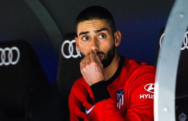 Uppgifter: Atlético Madrid jobbar för att behålla Yannick Carrasco